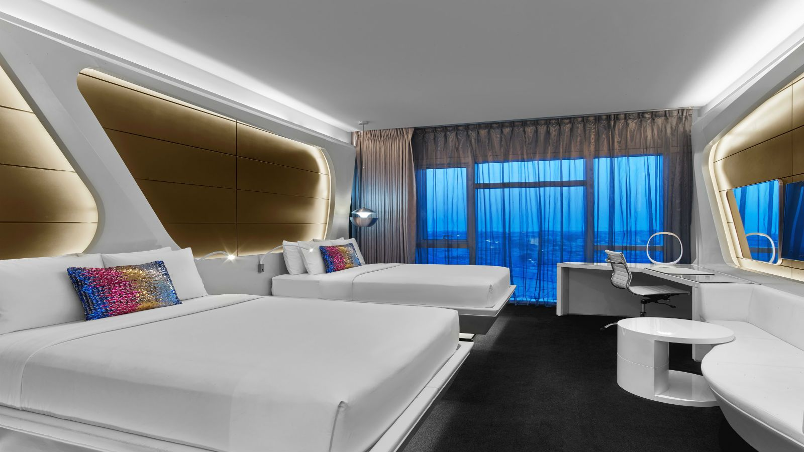 Marvelous Hotel Bedroom Room Design